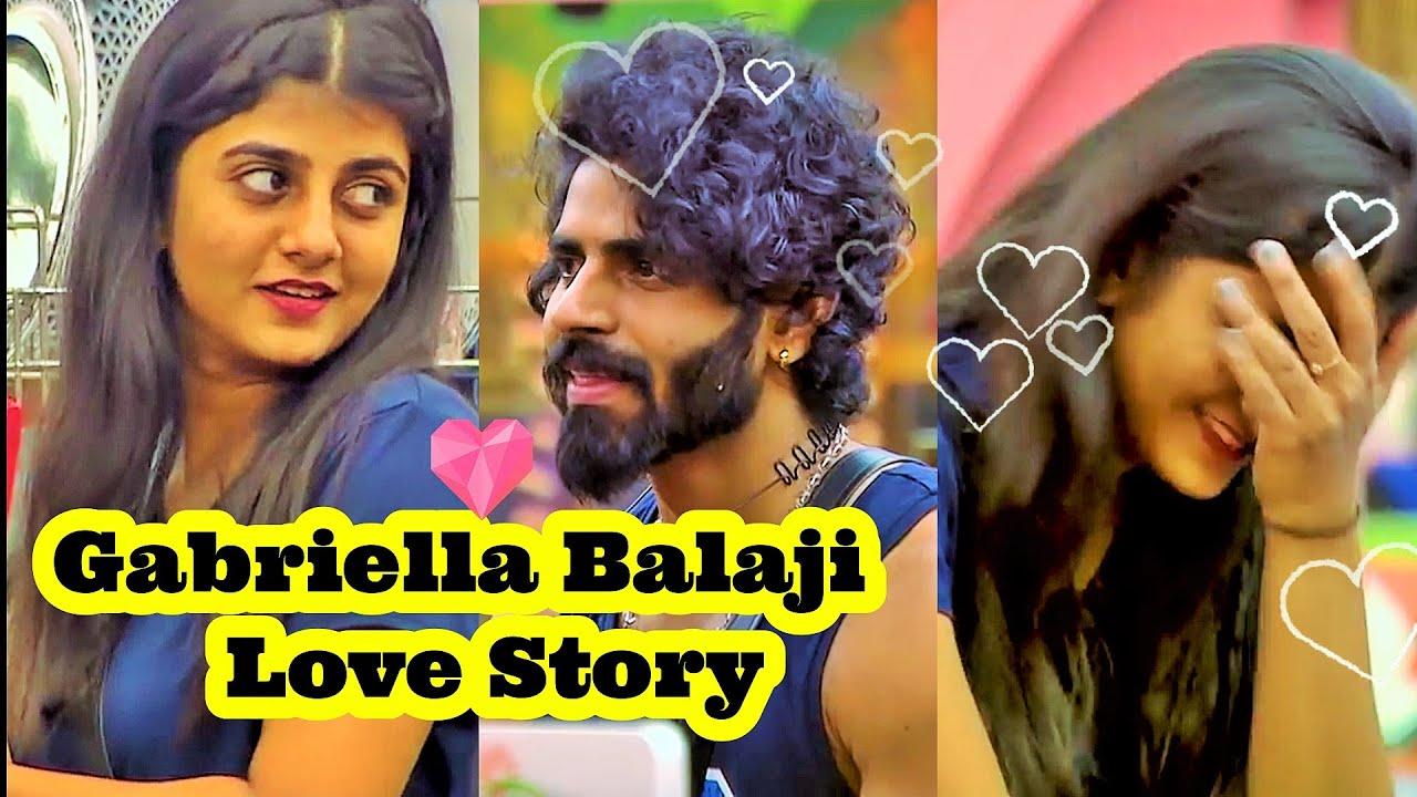 Balaji Murugadoss Gabriella Love story
