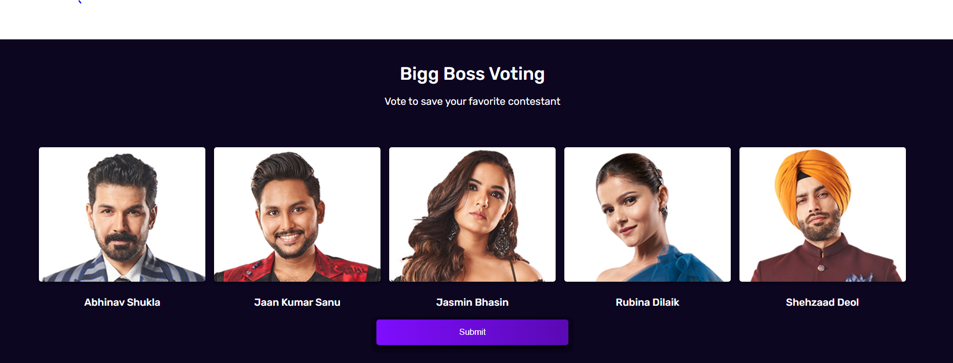 Bigg Boss 14 vote online week 2