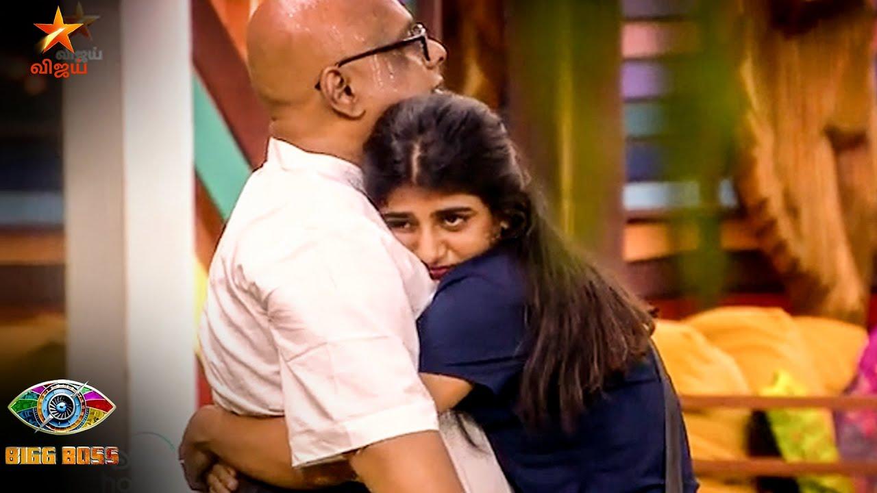 Bigg Boss Tamil Suresh Chakravarthy support Gabriella