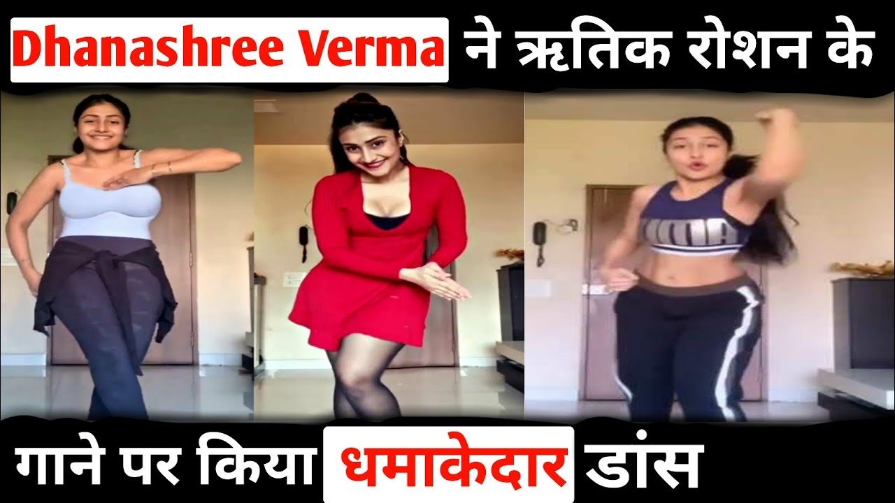 Dhanashree Verma dance for Norah Fatehi song