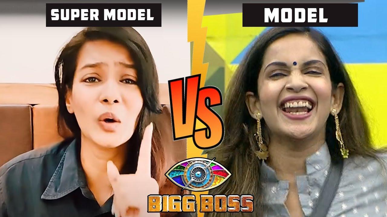 Meera Mithun vs Samyuktha BB4