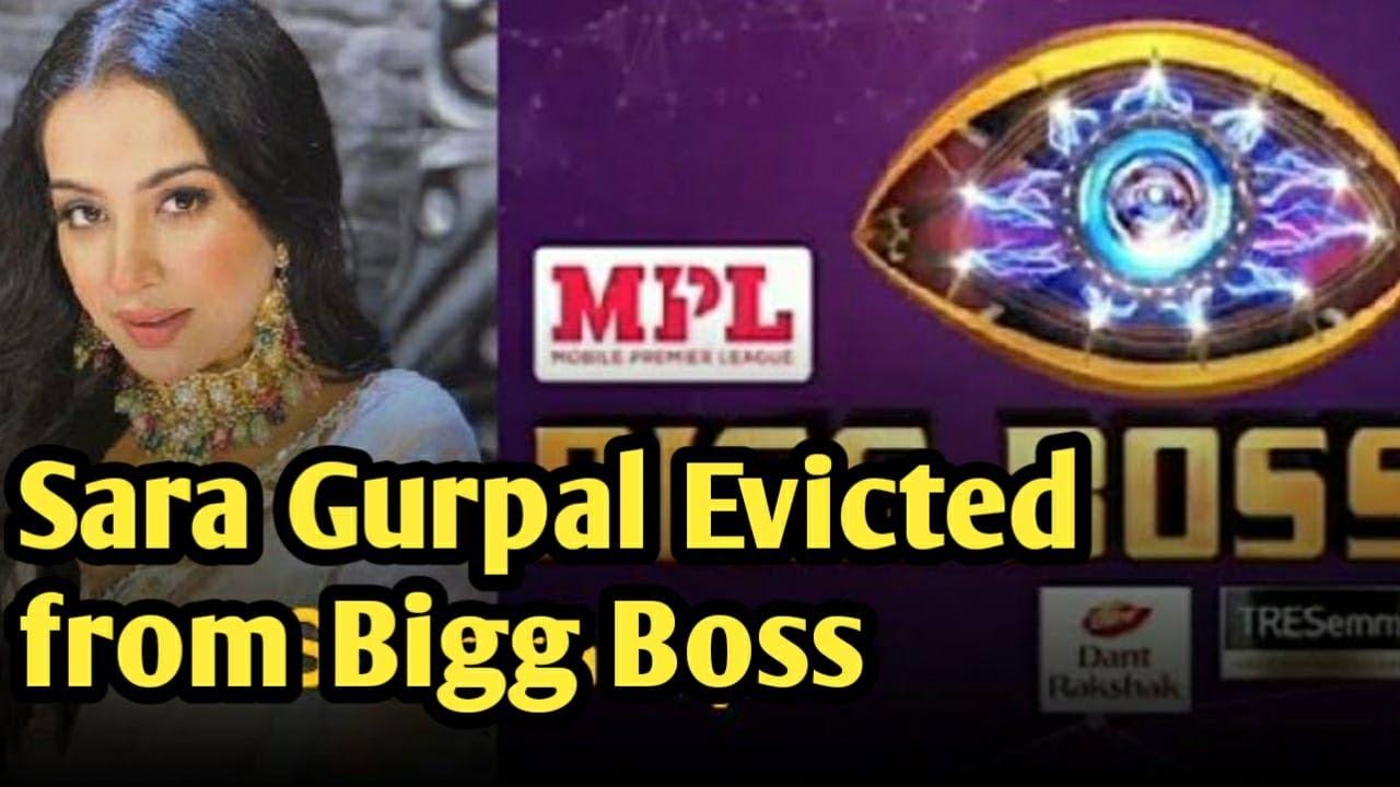 Sara Gurpal Bigg Boss elimination Week 2