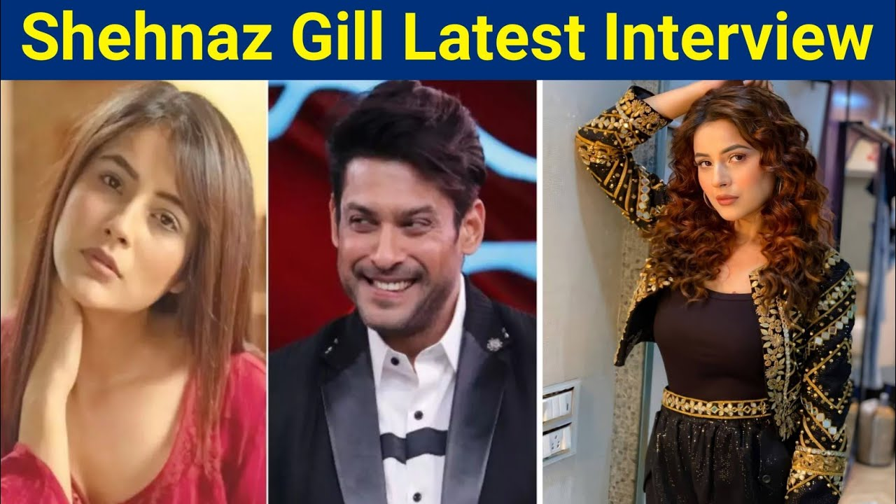 Shehnaaz gill latest interview about BB 14