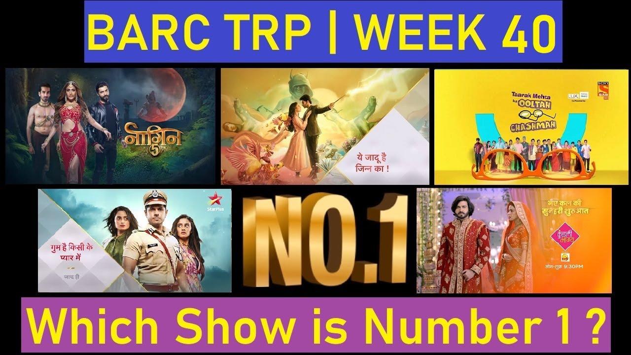 TRP list week 40