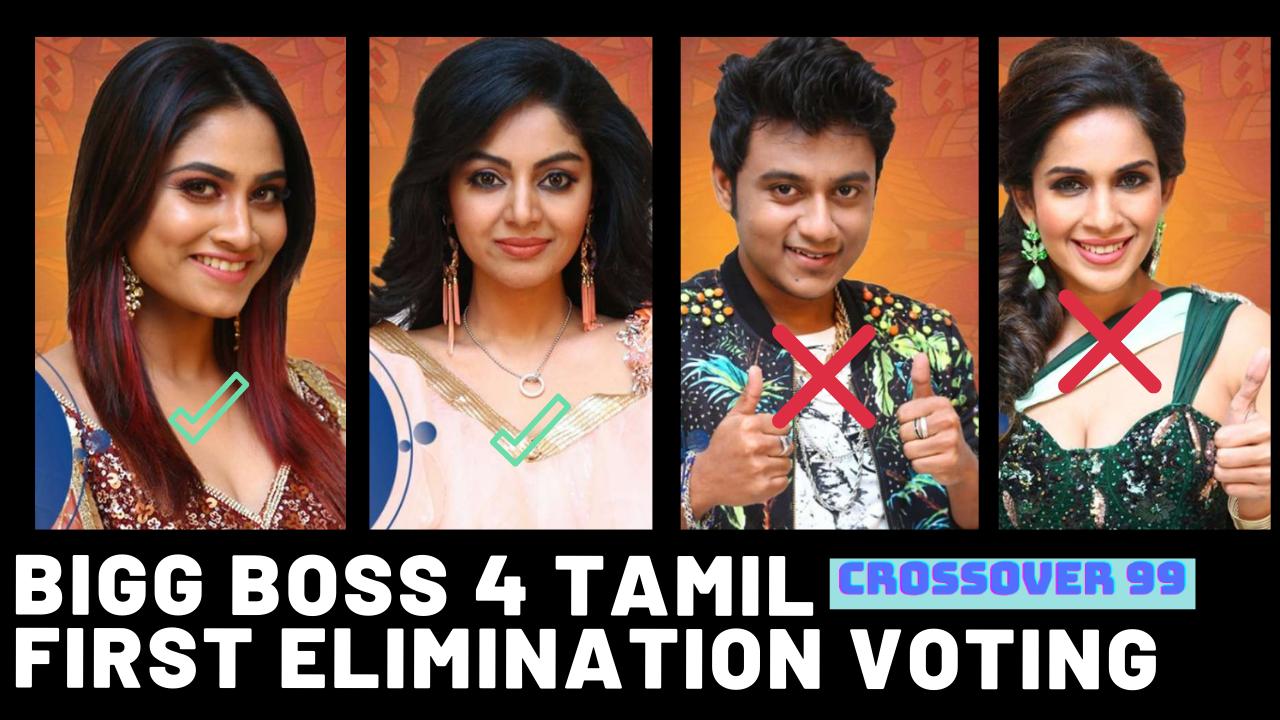 bigg boss tamil vote results week 2
