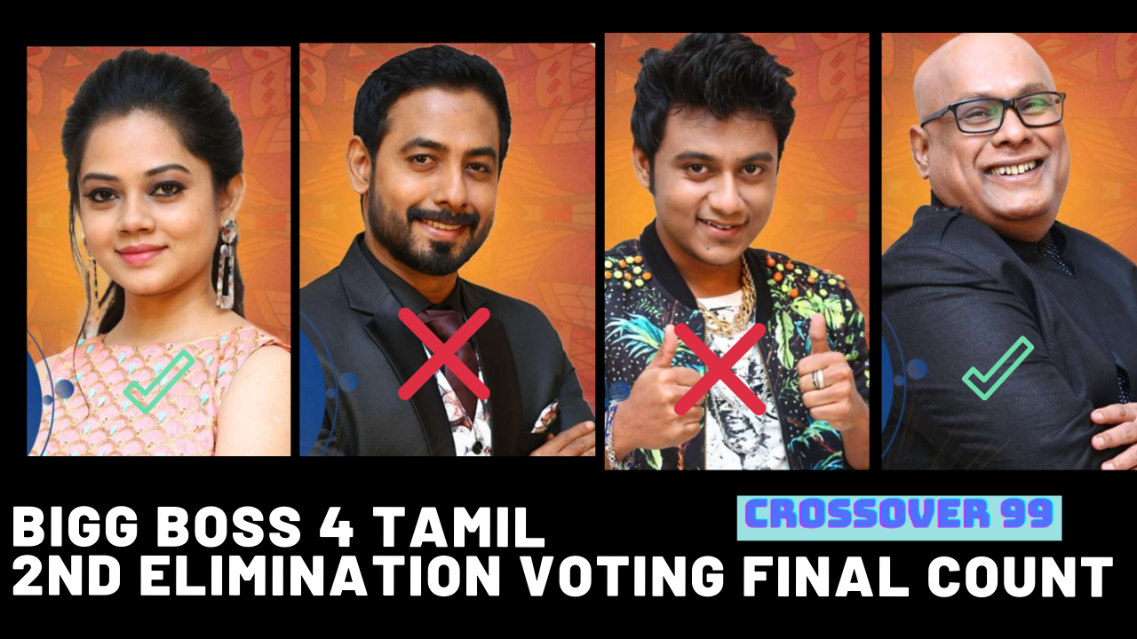 bigg boss 4 tamil week 3 voting results