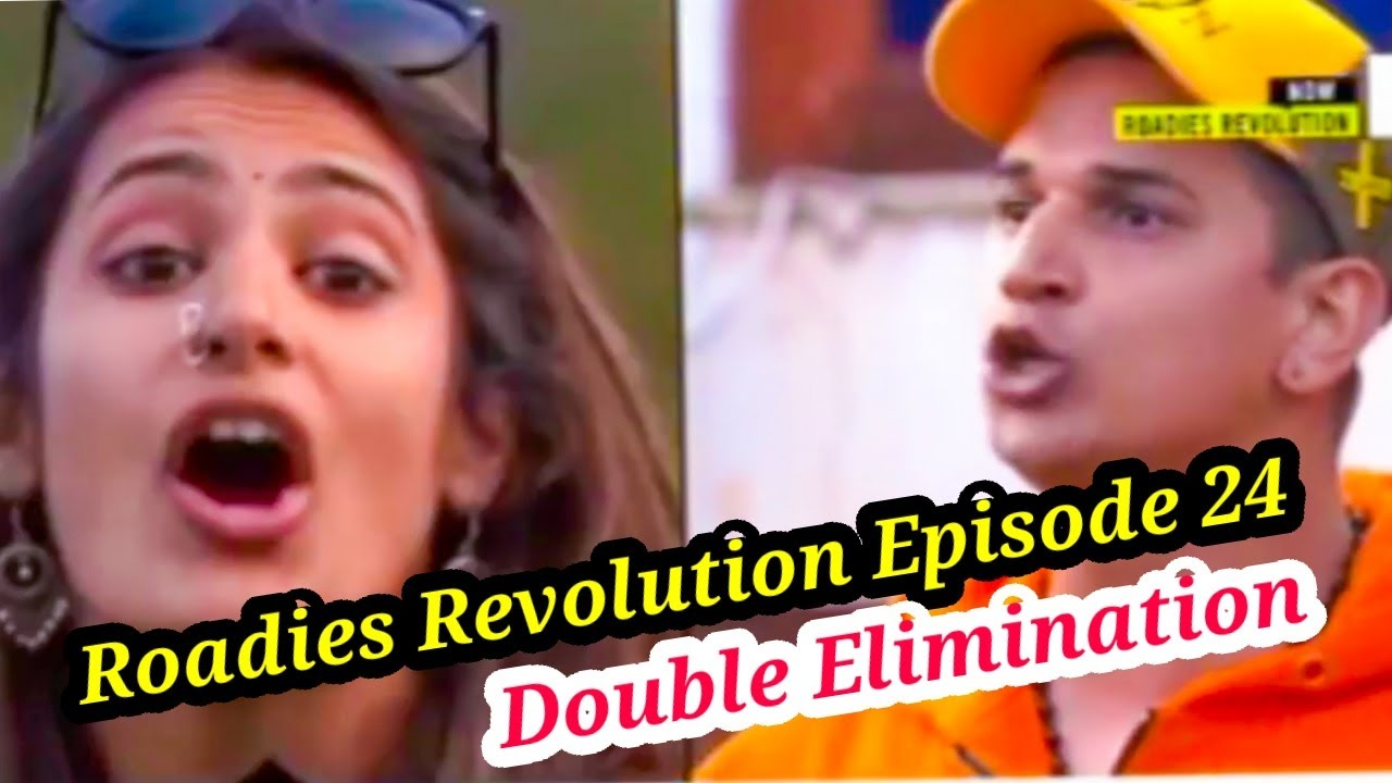 roadies revolution 24th episode fifth elimination vote out results