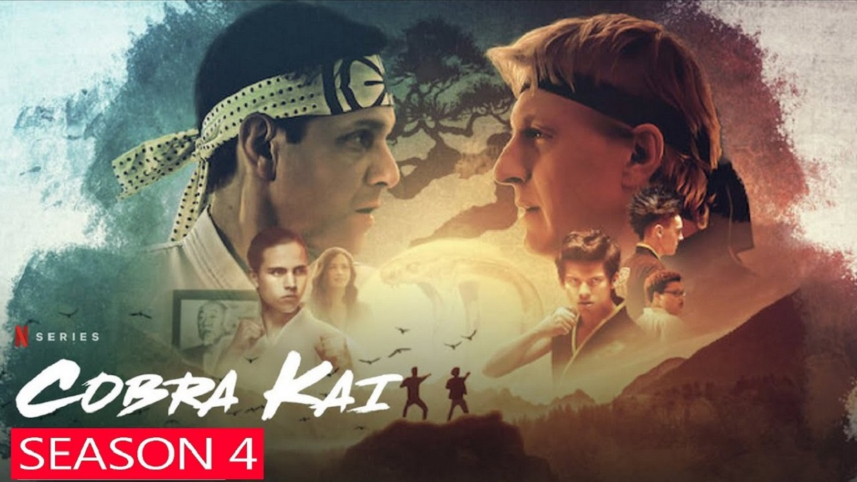 Cobra Kai Season 4